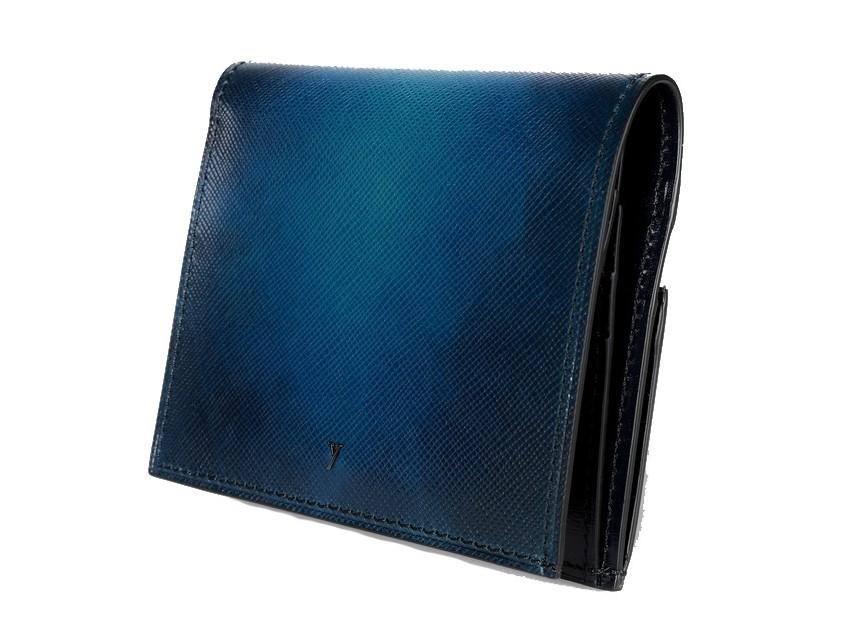 Evo薄型二つ折り財布 YEV122