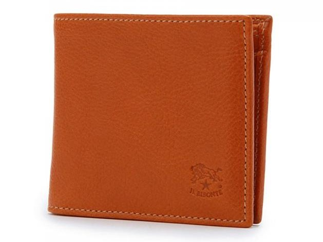 イルビゾンテの二つ折り財布 スタンダード