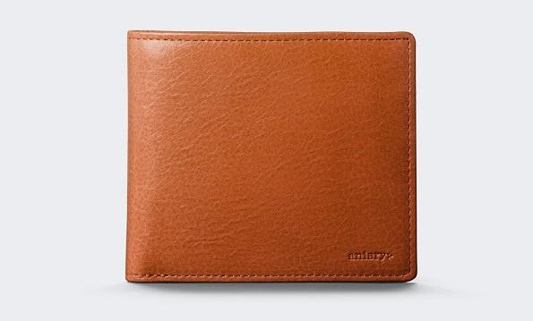 アニアリ 二つ折り財布(アンティークレザー)01-20000