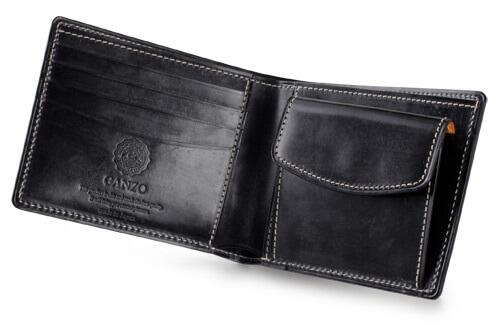 ブライドルカジュアル小銭入れ付き二つ折り財布 内側