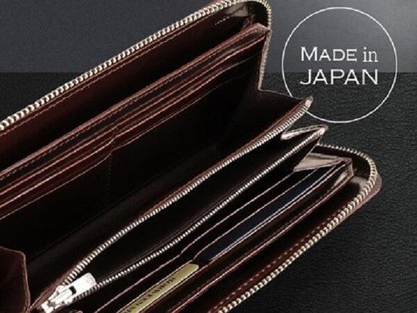 長財布(ラウンドファスナー束入)■ホーウィンシェルコードバンu