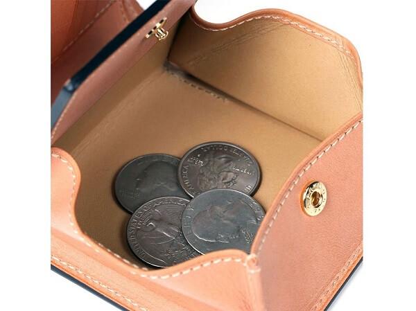 ブライドル 二つ折り財布(小銭入付)