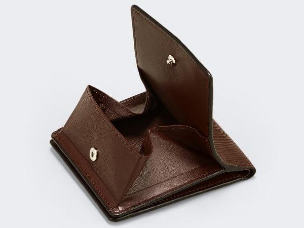 aniary 二つ折り財布