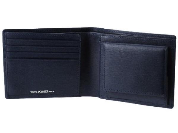 CURRENT カレント 二つ折り財布