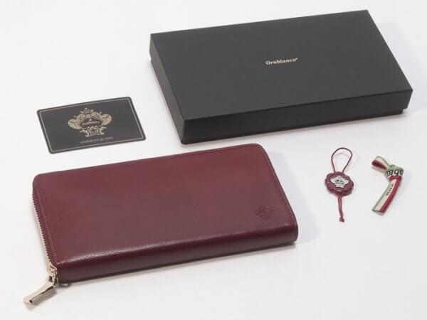 ラウンドファスナー長財布(ORS-032308)