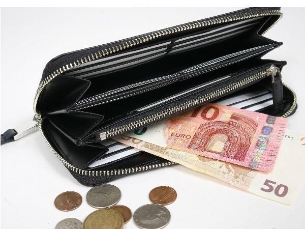レジンII 長財布