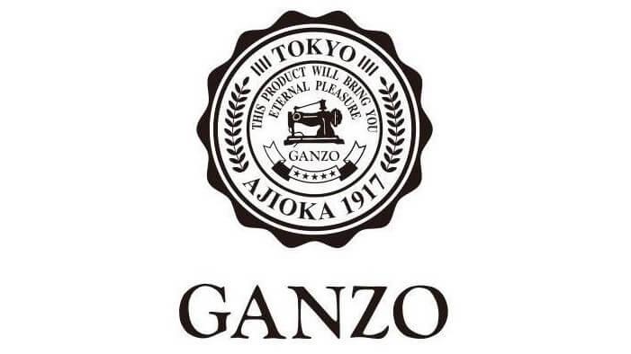 ガンゾ ブランドロゴ
