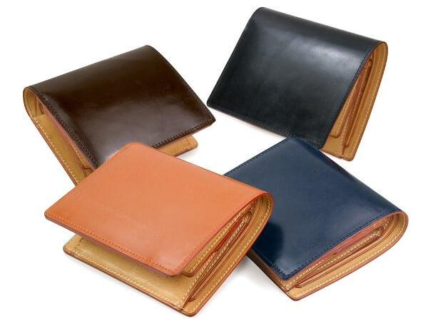 シンブライドル 大型二つ折り財布