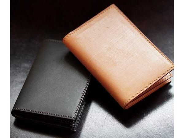 ファイブウッズ フランス製サドルレザー カードケース43002