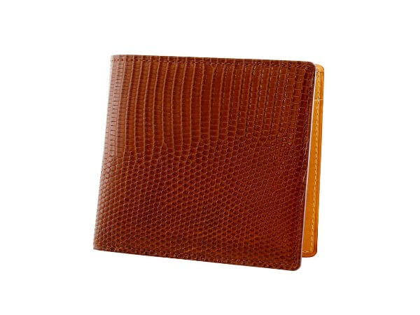 LIZARD6 (リザード6) 小銭入れ付き二つ折り財布