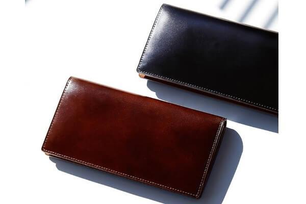 コードバン 長財布