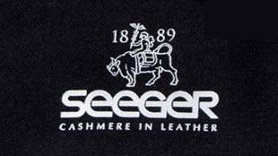 SEEGER (ゼーガー)ロゴ