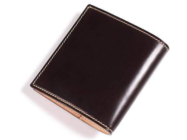 万双 コードバンミニ財布(小銭入付)