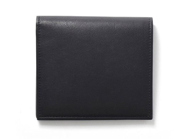 FUJITAKA(フジタカ) エボニー二つ折り財布 純札仕様