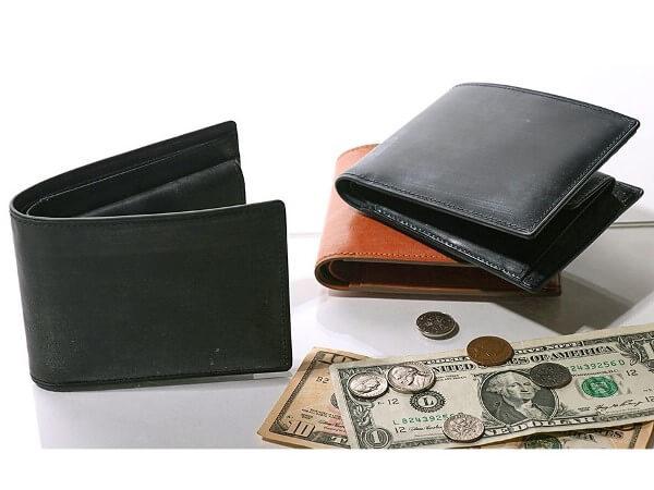 ポーター ビルブライドル 二つ折り財布